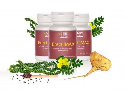Erectilmax 3x OBLOHA